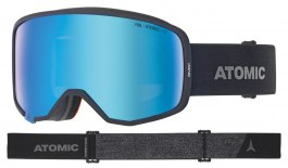Atomic Revent Ski Goggles - Black / Blue Stereo