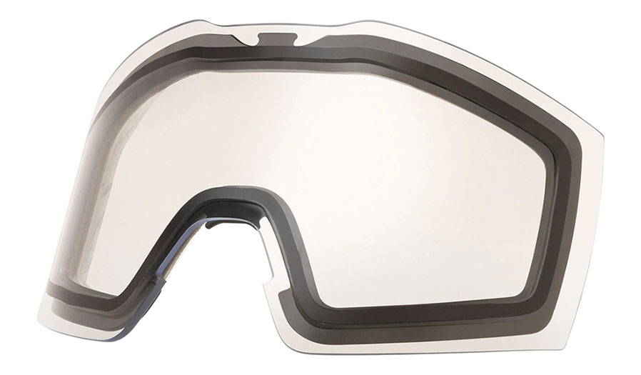 Oakley Fall Line XM Ski Goggles Replacement Lens Kit - Clear
