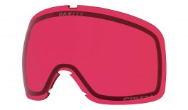 Oakley Flight Tracker XL Ski Goggles Replacement Lens Kit - Prizm Rose
