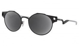 Oakley Deadbolt Prescription Sunglasses - Satin Light Steel