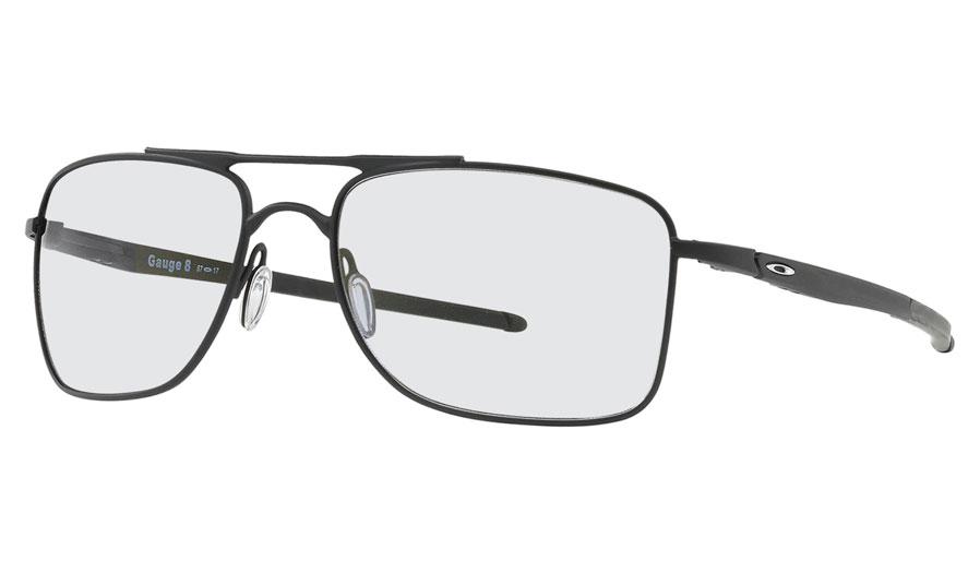 Oakley Gauge 8 >> Oakley Gauge 8 Prescription Sunglasses Matte Black