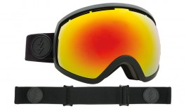 Electric EG2 Ski Goggles - Matte Black / Brose Red Chrome