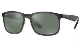Ray-Ban RB4264 Prescription Sunglasses - Transparent Grey