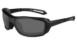 Wiley X Wave Prescription Sunglasses - Matte Black