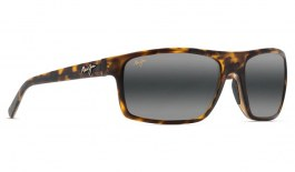 Maui Jim Byron Bay Prescription Sunglasses - Matte Tortoise