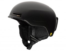 Smith Allure MIPS Ski Helmet - Matte Black Pearl