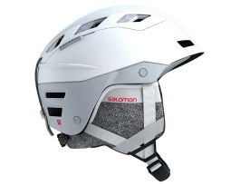 Salomon QST Charge W Ski Helmet - White Pop