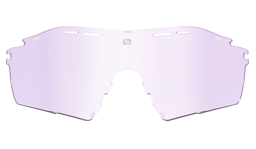 Rudy Project Cutline Replacement Lenses - ImpactX 2 Photochromic Laser Purple