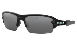 Oakley Flak XS Sunglasses - Polished Black / Prizm Black