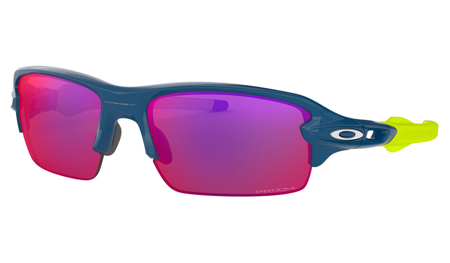 Oakley Flak XS Sunglasses - Poseidon / Prizm Road