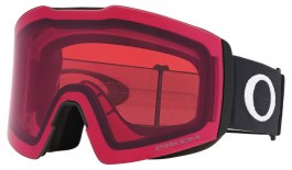 Oakley Fall Line XL Ski Goggles - Matte Black / Prizm Rose