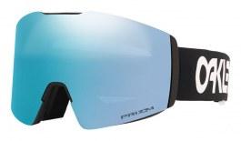 Oakley Fall Line XL Prescription Ski Goggles - Factory Pilot Black / Prizm Sapphire Iridium
