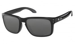 Oakley Holbrook Sunglasses - Polished Black / Prizm Black
