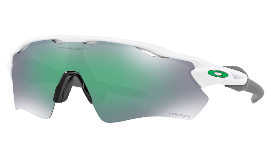 490ffc621c 1. 2. 3. 4. PrevNext. Oakley Radar EV Path Sunglasses - Polished White   Prizm  Jade