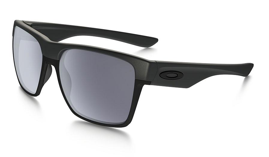24ff7d5f9a Oakley TwoFace XL Sunglasses - Steel   Grey - RxSport