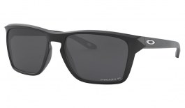 Oakley Sylas Sunglasses - Matte Black / Prizm Black Polarised
