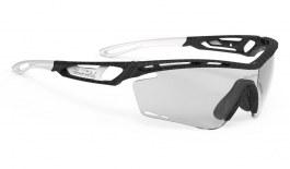 Rudy Project Tralyx Sunglasses - Carbonium / ImpactX 2 Photochromic Laser Black