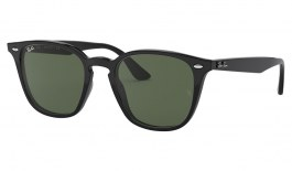 Ray-Ban RB4258 Sunglasses - Black / Green