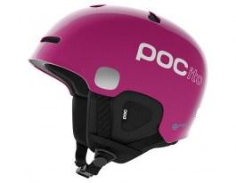 POC POCito Auric Cut SPIN Ski Helmet - Fluorescent Pink