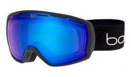 Bolle Laika Ski Goggles - Matte Black Corp / Phantom+ Polarised Photochromic