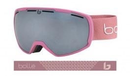 Bolle Laika Prescription Ski Goggles - Vintage Matte Rose / Black Chrome