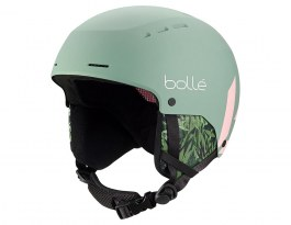 Bolle Quiz Ski Helmet - Matte Jungle Pink