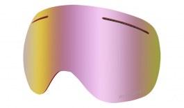 Dragon X1 Ski Goggles Lens - Lumalens Pink Ion