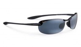 Maui Jim Makaha Sunglasses - Gloss Black / Neutral Grey Polarised