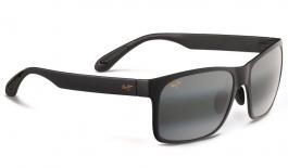 Maui Jim Red Sands Sunglasses - Matte Black / Neutral Grey Polarised