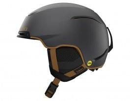 Giro Jackson MIPS Ski Helmet - Metallic Coal & Tan