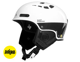 Sweet Igniter II MIPS Ski Helmet - Gloss White & Gloss Black