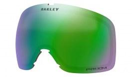Oakley Flight Tracker XL Ski Goggles Replacement Lens Kit - Prizm Jade Iridium