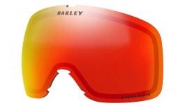 Oakley Flight Tracker XL Ski Goggles Replacement Lens Kit - Prizm Torch Iridium