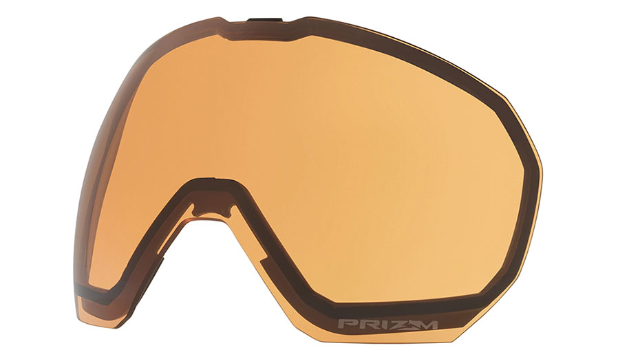 Oakley Flight Path XL Ski Goggles Replacement Lens Kit - Prizm Persimmon