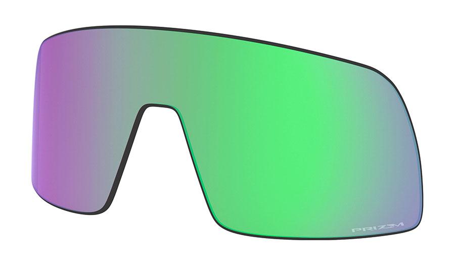 Oakley Sutro S Replacement Lens Kit - Prizm Road Jade