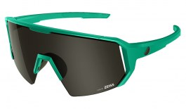 Melon Alleycat Snow Sunglasses - Emerald