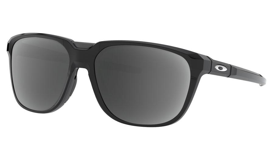 Oakley Anorak Prescription Sunglasses - Polished Black