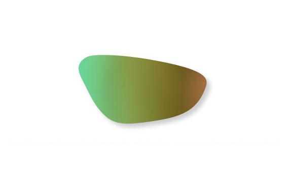 Bolle Bolt Sunglasses Lenses - Brown Emerald