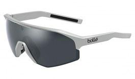 Bolle Lightshifter XL Sunglasses - Matte Silver / Volt+ Cold White Polarised