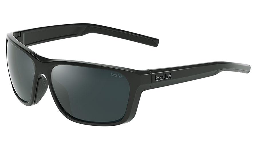 Bolle Strix Sunglasses - Shiny Black / TNS