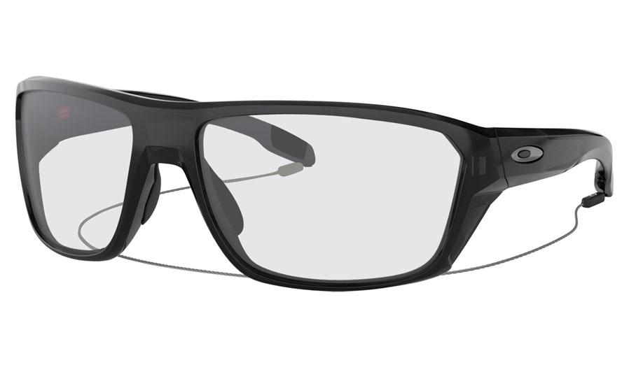 00ce95b4af99 Oakley Split Shot Prescription Sunglasses - Black Ink - RxSport