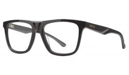 Smith Dominion Glasses - Dark Grey - Essilor Lenses