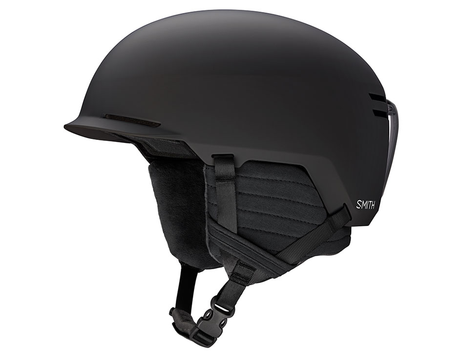 Smith Scout Ski Helmet - Matte Black
