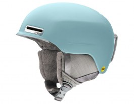 Smith Allure MIPS Ski Helmet - Matte Polar Blue