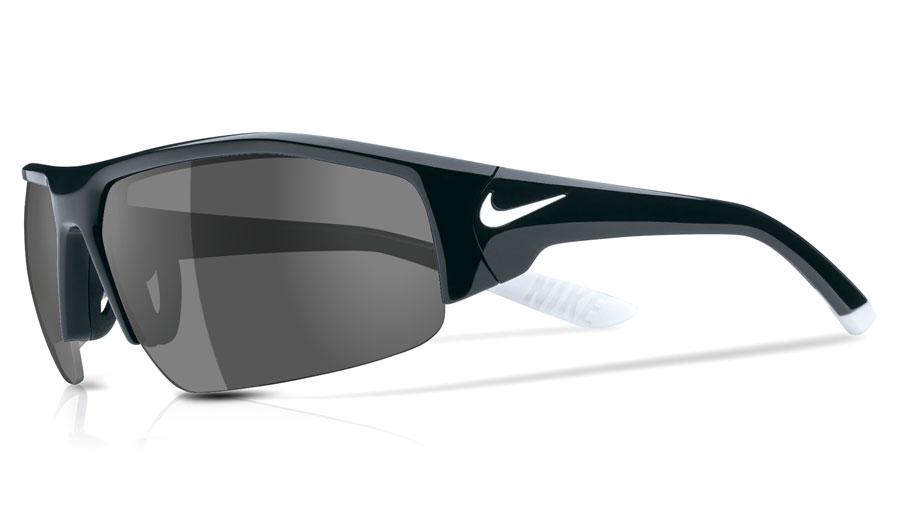 b271b3fdecf4 Nike Skylon Ace XV Prescription Glasses - Matte Black   White - RxSport