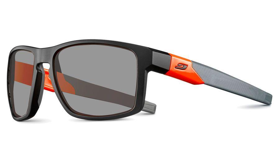 Julbo Stream Prescription Sunglasses - Matte Black & Orange