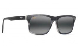 Maui Jim Waipio Valley Prescription Sunglasses - Blue Grey with Dove