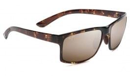 Maui Jim Pokowai Arch Sunglasses - Olive Tortoise / HCL Bronze