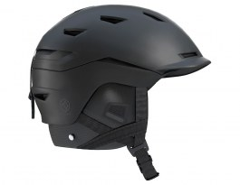 Salomon Sight Custom Air Ski Helmet - All Black