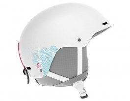 Salomon Pact Ski Helmet - White